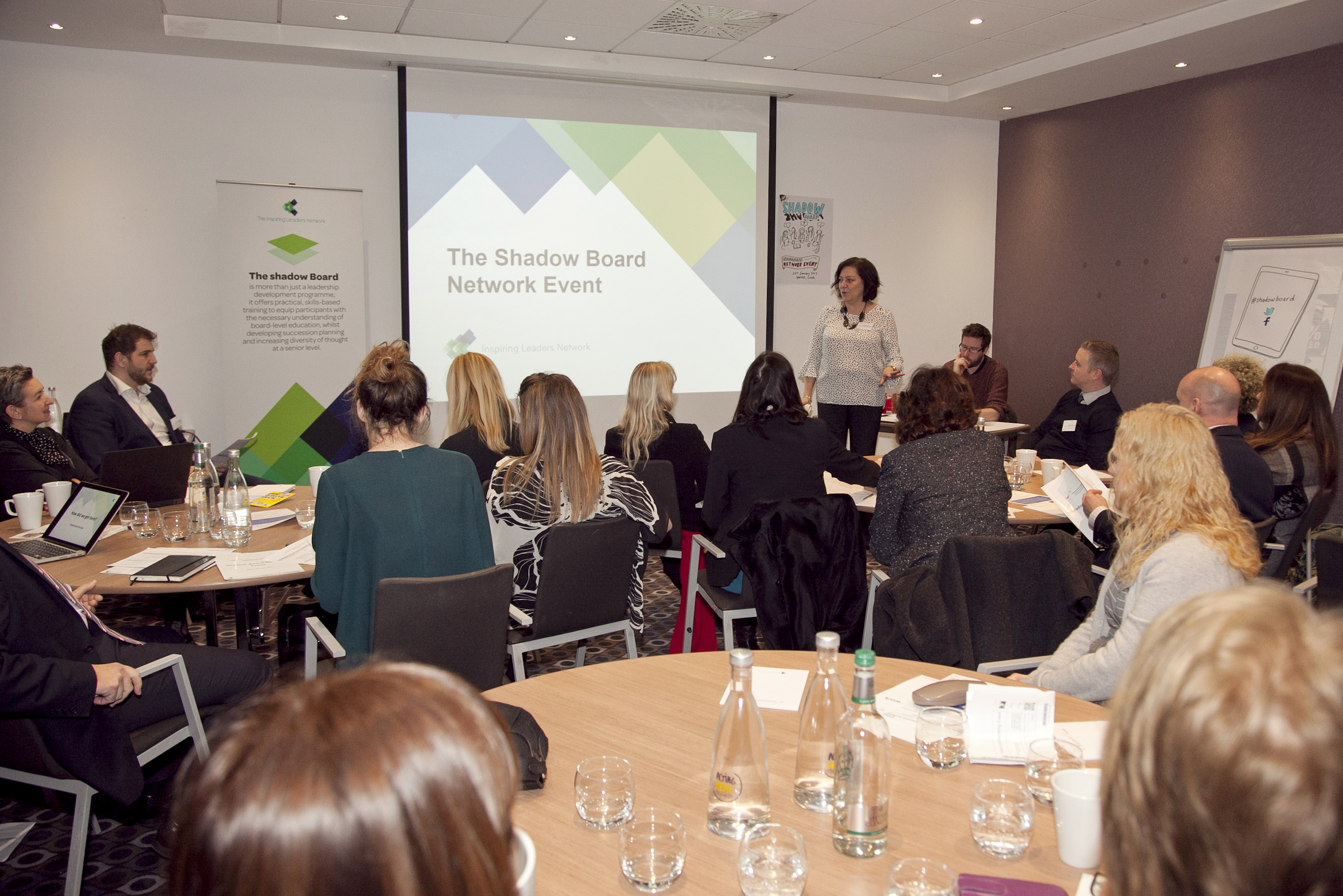The Shadow Board Programme hosts first networking event